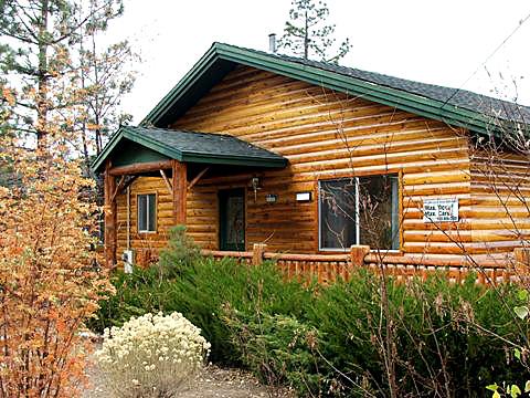 Big bear getaway cabin rental company cabins and for Cabins near snow summit